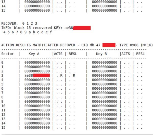 Hacking RFID, rompiendo la seguridad de Mifare (IV
