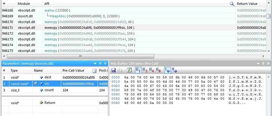 Ilustración 3: API Monitor