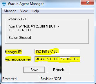Evading AV with Shellter  I also have Sysmon and Wazuh II - Security